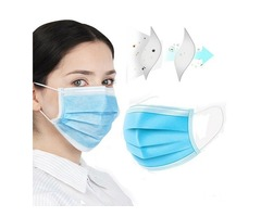 Surgical Face Mask Disposable Medical Protective Coronavirus