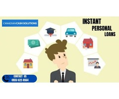 Satisfy Your Financial Problems With Instant Personal Loans