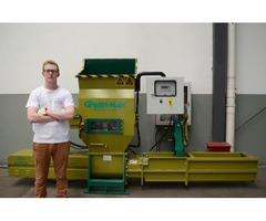 EPS recycling machine GreenMax APOLO C100