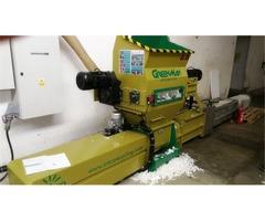 Polyethylene foam densifier GREENMAX ZEUS C200