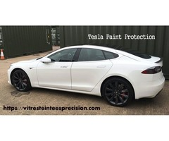 Tesla Paint Protection
