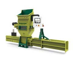 Polystyrene compactor (recycling machine) of GREENMAX A-C100