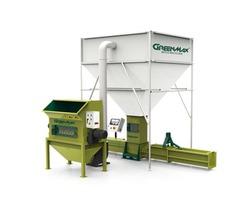 Styrofoam compactor GREENMAX A-C300