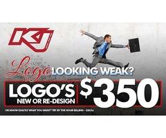 Logo Design Services - CALGARY