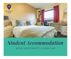Find your spacious and fully furnished student accommodation at GEC Granville