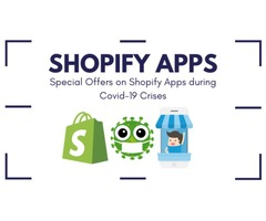 Shopify Apps | Special Offers from Softpulse Infotech during Covid-19 Crises