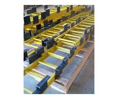 FRP safety landing - FRP Landing - FRP staircase - Access Industrial