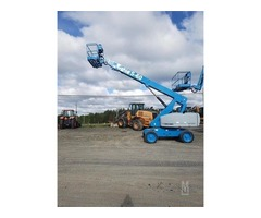 MineMaster man basket crane for forklift on sale in North Bay, Canada