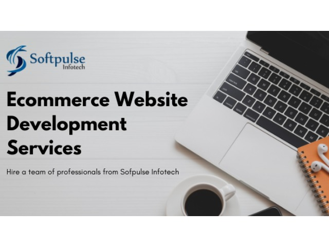 Ecommerce Web Design | Hire Creative Professionals at Softpulse Infotech | free-classifieds-canada.com