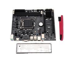 Micro ATX Motherboard DDR3 1066 Main Computer for Intel H55 LGA Socket 1156