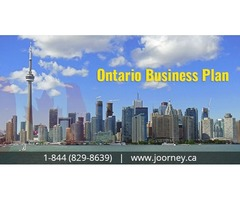 Ontario Business Plan and a Business Plan for E2