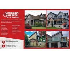 Canadian Blueprint | Building Permit Drawings | Home & Commercial Renovations