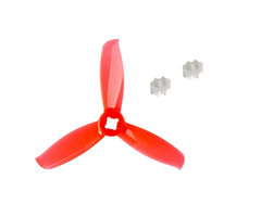 2 Pairs Gemfan Windancer 3028 3-blade Propeller Compatible 5mm/1.5mm Mounting Hole for FPV RC Drone