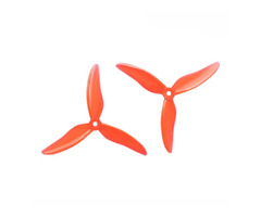 2 Pairs Gemfan Hurricane 51499 3-blade 5mm/POPO Propeller CW CCW for RC Drone FPV Racing