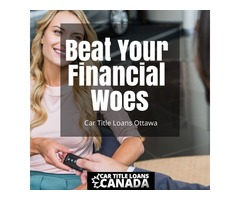 Why Car Title Loans Nova Scotia Best Option financial emergencies