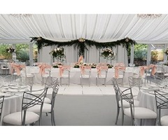 Corporate Event and Tent Rentals in Vancouver