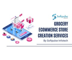 Grocery Ecommerce Store Setup & Design Service By Softpulse Infotech