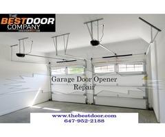 Get the best Garage Door Opener Repair Near Me|The Best Door Company