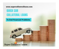 Car Collateral Loans Sudbury - Best Financial Solution
