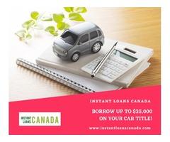 Car Title Loans Charlottetown - Get Same Day Cash