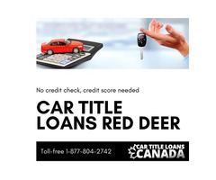 Borrow cash against your old car with Car Title Loans Red Deer