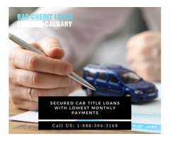 Auto Title Loans Calgary - Quick Financial Aid