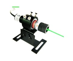 Berlinlasers 100mW Green Line Laser Alignment with Glass Coated Lens