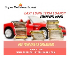 Car Title Loans Kamloops Can Help