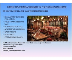 CREATE YOUR DREAM BUSINESS IN THE HOTTEST LOCATIONS