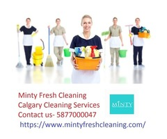 Residential Cleaning Services Calgary