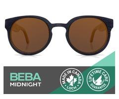Beba Midnight Sunglasses with Polarized Lenses