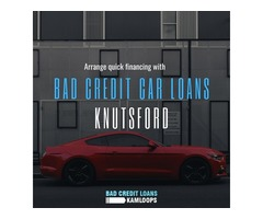 Arrange quick financing with Bad Credit Car Loans Knutsford