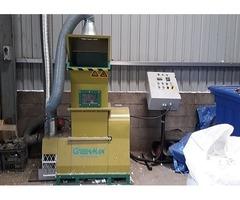 Foam shredder GREENMAX  M-C50