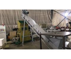 Styrofoam hot melting machine of  GREENMAX M-C200