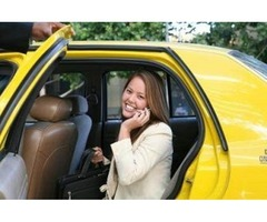 Safe and Reliable  Airdrie Taxi Cabs