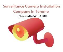 Surveillance Camera Installation Company in Toronto