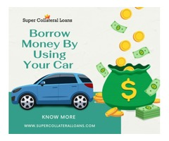 Car Title Loans New Brunswick Best Way To Get Instant Money