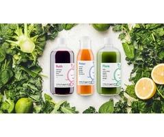 Fresh Pressed Juice - Health & Wellness