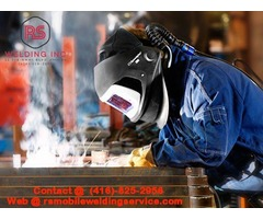 Get the Best Welding Services in Toronto with RS Mobile Welding Services