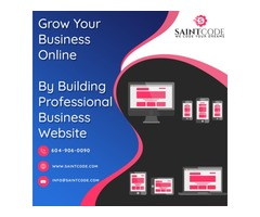 Professional Business Website Starting from $350 E-commerce Website  $750