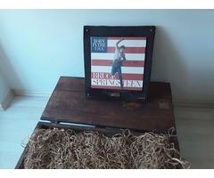 FD52H452 -Vinyl Bruce Springsteen - Signed / Autographed
