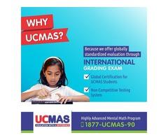 UCMAS - Abacus Mental Math Program in Edmonton