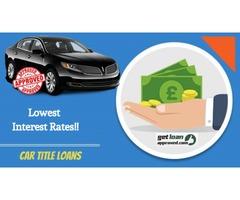 Fastest Long Term Loan with car title loans in Nova Scotia