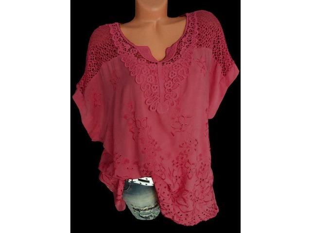 Solid Casual V-Neckline Short Sleeve Blouses (1645308890) | free-classifieds-canada.com