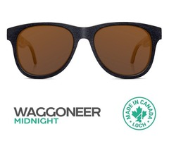 Shop Waggoneer Midnight Sunglasses @ low prices